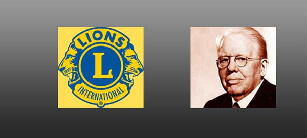 History of Lions Club International Chicago business leader Melvin Jones asked a simple and world-changing.